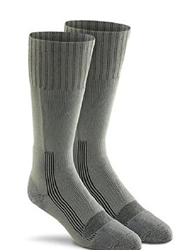 (Fox River Men's Wick Dry Maximum Mid Calf Military Sock, 3 Pack (Foliage Green, X-Large))