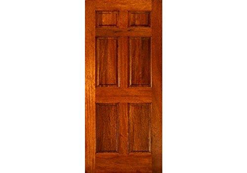 6 panel door pre hung - 3