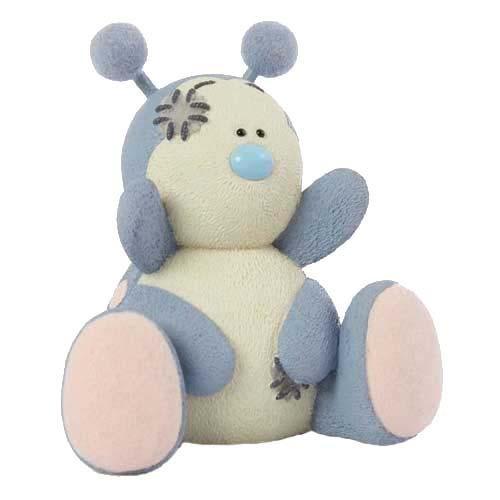 Dot the Ladybird My Blue Nose Friend Figurine Carte Blanche 40580