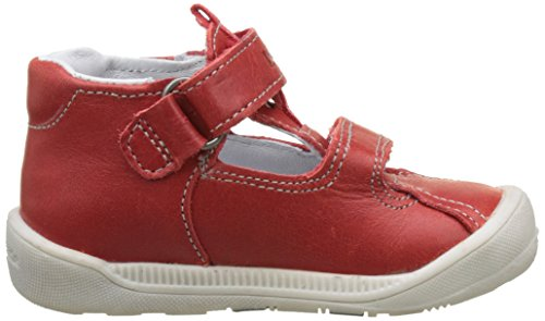 babybotte Styli, Zapatillas Altas para Niños Rouge (Rouge)