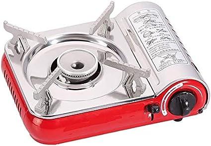KDKDA Estufa de Cassette casa pequeña Estufa de Gas Estufa de ...