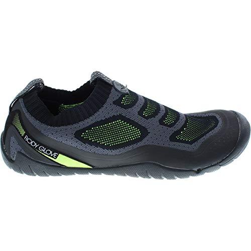 Body Glove Men's Aeon Water Shoe, Black/Neon Yellow, 8