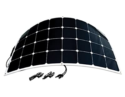 Best Cheap Deal for Go Power! (GP-FLEX-100E) 100W Flexible Mono Crystalline Solar Expansion Kit by Go Power! - Free 2 Day Shipping Available