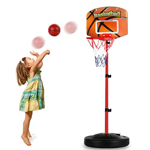 Toddler Basketball Hoop Stand