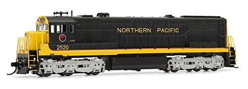 Review Arnold N-Scale Northern Pacific