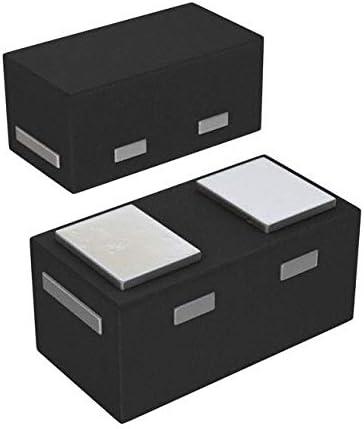 D5V0F1U2LP3-7 Pack of 100 TVS DIODE 5.5V 10V DFN0603-2