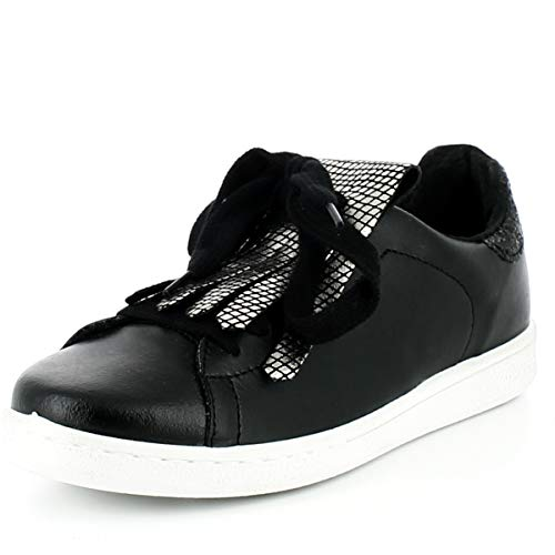 Sneakers Sneakers Nero Divine Donna Donna Follie a478aHwq