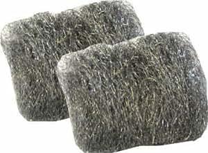3 paquete de 3 grado grueso lana de acero