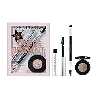 Anastasia Beverly Hills Ombre Brow Kit, Dark Brown