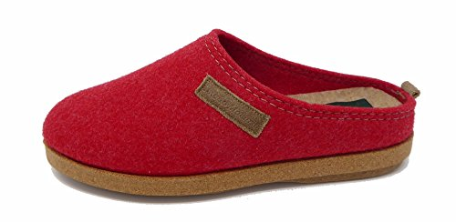 Malaga Amado Macario Red Chaussons pour Femme fp5pw