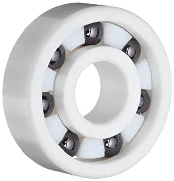 ceramic skateboard bearings. 608 full ceramic skate bearing zro2/si3n4 8x22x7 ball bearings vxb brand skateboard r