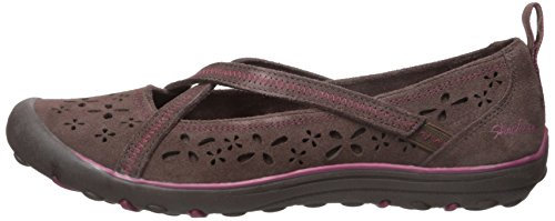 Fest 8 Zapato Skechers Mujer US Earth Marrón 5 Sustainability PwCRx