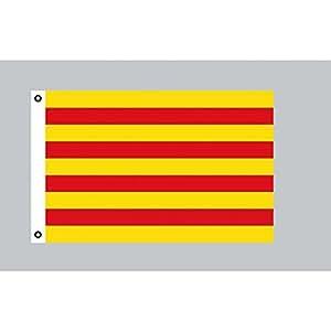 Bandera 90 x 150: Cataluña (E)