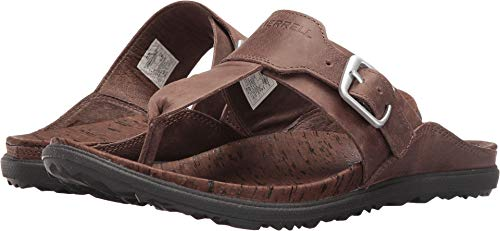 Pictures of Merrell Women's Around Town Post Athletic J03744 Brown 1