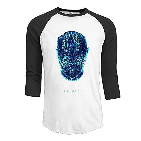 Opus Eric Prydz Man's Half Sleeve O-Neck T Shirts - Opus Nasal Pillow