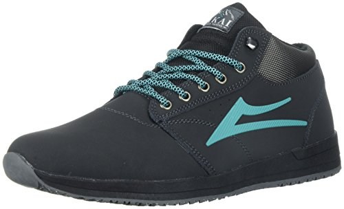 clearance latest perfect cheap price Lakai Men's Griffin Mid Wt Skate Shoe Charcoal Nubuck cheap sale best seller discount shop hJIX1hBp