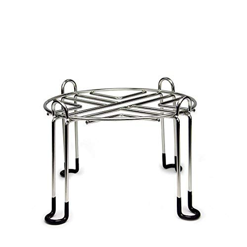 (Berkey Stainless Steel Wire Stand with Rubberized Non-skid Feet for Big Berkey and Other Medium Sized Gravity Fed Water Filters)