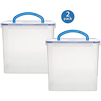 Amazoncom Snapware 1098437 40 Cup Clear Airtight Food Storage