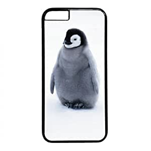 """Baby Penguin Theme Case for iPhone 6 Plus (5.5"""") PC Material Black in GUO Shop"""