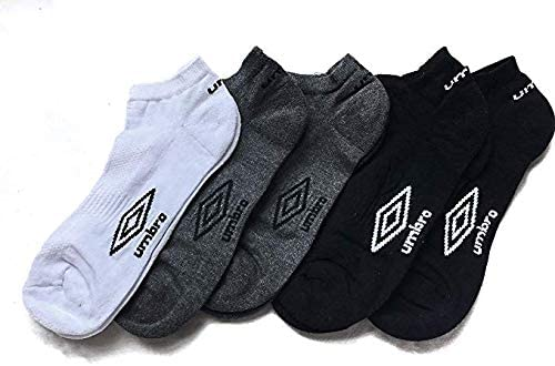 New MEN ARCH SUPPORT TRAINER SOCKS White  One Size Pack Of 3 UK 6-11