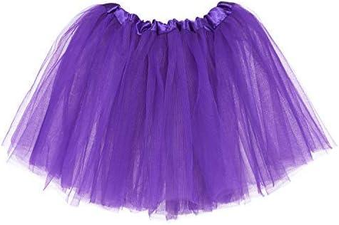 Ksnrang Falda Tutú Clásica de Ballet para Niñas de 2 a 8 años ...