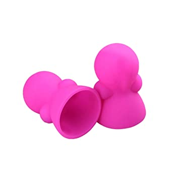 Useful message boob suction cups