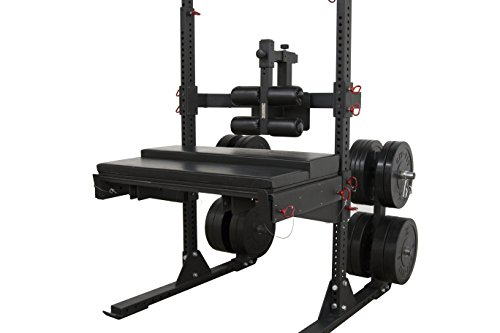 CFF-Beast Pro Series Half Rack 2.0 - Complete by CFF-FIT (Image #6)