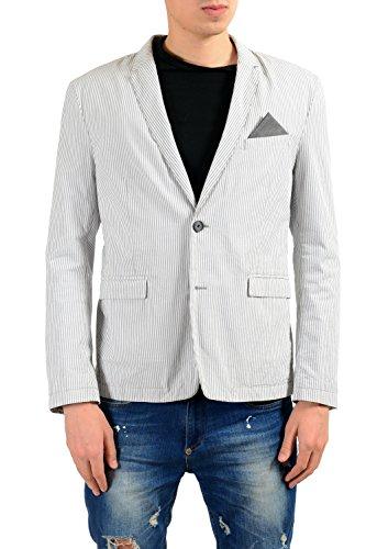 Hugo Boss Bans_BS-W Multi-Color Striped Two Button Men's Blazer SZ US 40R IT - Bans Us