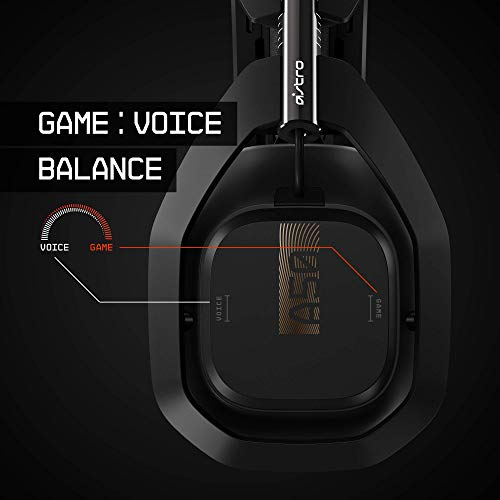 ASTRO Gaming A50 Wireless + Base Station for Xbox One & PC – Black/Gold 41d37bni4CL