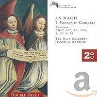 Bach,J.S 6 Favorite Cantatas