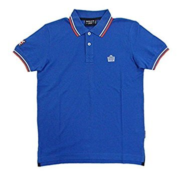 Admiral Polo Mezza Manica 1587-013-3XL  Amazon.it  Sport e tempo libero 80a27abbd68
