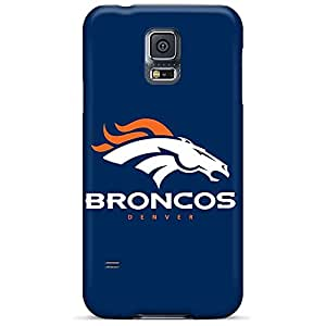 samsung galaxy s5 dirt-proof mobile phone skins Cases Covers Protector For phone case cover denver broncos 4