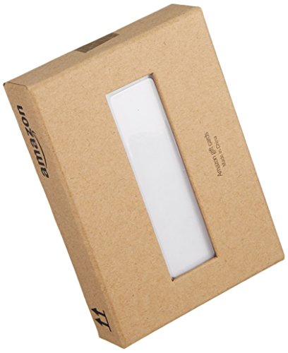 Large Product Image of Amazon.com Gift Card in a Mini Amazon Shipping Box (Birthday Icons Card Design)