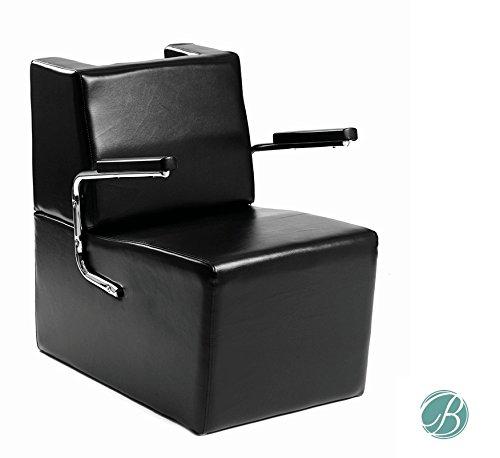 Salon Hair Dryer Chair BLACK EDISON Salon Barber Shop Beauty Salon Furniture & Equipment -