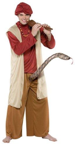 Snake Charmer Men's Costume]()