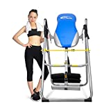 Crystal Inversion Table for Back Therapy/Fitness/Relief,...