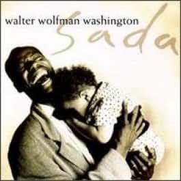 "Walter ""Wolfman"" Washington - Sada - Pointblank - 261512, Pointblank - VPBCD 4"