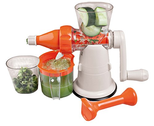 Best Wheatgrass Juicer in 2018 – Reviews and Comparison