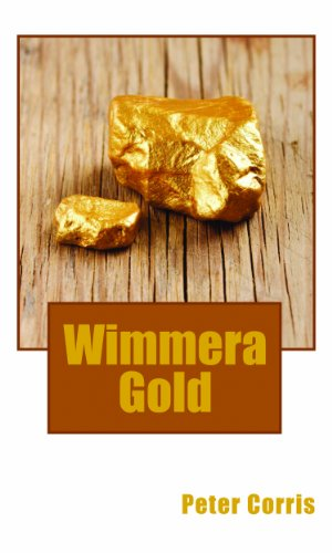 book cover of Wimmera Gold