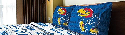 - The Northwest Company Kansas Jayhawks Full Sheet Set