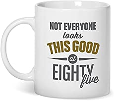 85th Birthday 1931 Gifts For Men Women Coffee Mug