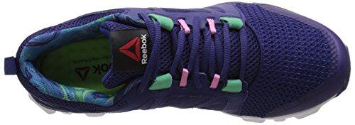 Mtm Reebok Eksotisk Hvit 0 Kvinners Beacon Natt Løpesko Blågrønn 3 Hexaffect Rosa Icono Run n4xfFqRX4