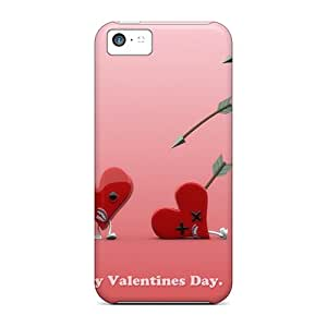 For Iphone 5c Phone Cases Covers(valentine Day)