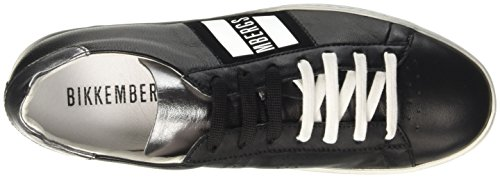 Donna Argento Words Basso Bikkembergs Words Collo Bikkembergs 889 889 Sneaker a qTwSpzxH