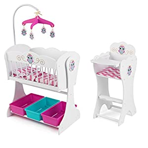 KidKraft Little Owl Doll Furniture