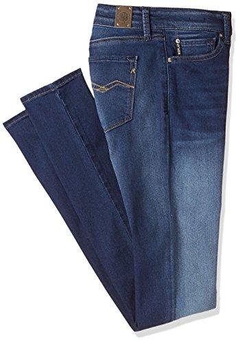 Replay Luz, Jeans Mujer Azul (Blue Denim)