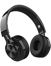 Alitoo Auriculares Bluetooth de Diadema Inalámbricos, Cascos Bluetooth Plegable Hi-Fi Sonido Estéreo