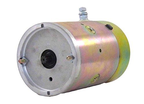 New Electric Pump MOTOR FITS Dell Lift Gates Maxon Sno-way Plow 24 25 Series Amt00.