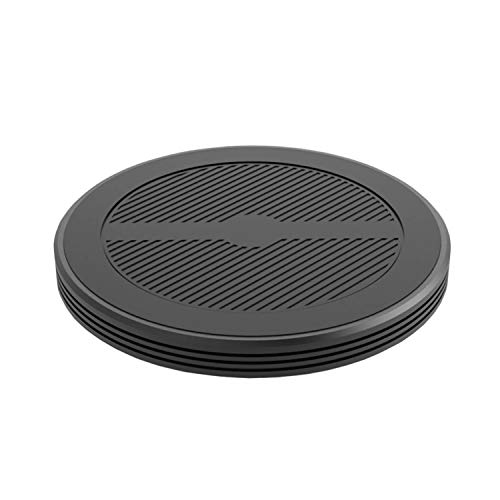 15W Magnetic Wireless Charger for iPhone 12 (Aluminum Ring with Build-in Magnets), BININIU Fast Wireless Charging Pad Compatible for Magsafe iPhone 12/12 Pro / 12 Pro max