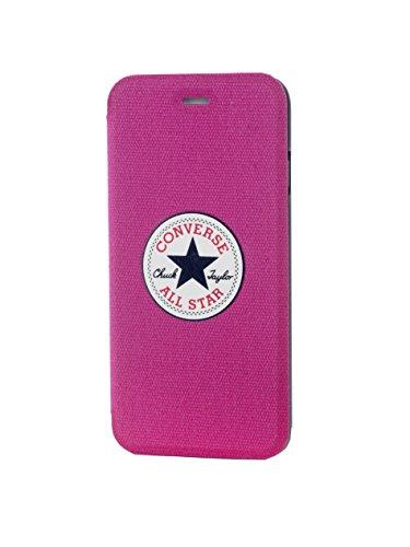 "Converse Canvas Booklet für Apple iPhone 6 (4,7"") (pink)"